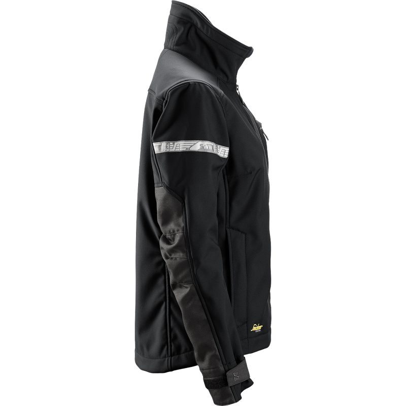 SNICKERS Workwear FlexiWork нижняя сорочка из шерсти мериноса с высоким воротом