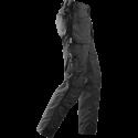 SNICKERS Workwear FlexiWork vastupidav kapuutsiga fliispusa