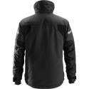 SNICKERS Workwear AllroundWork SoftShell рабочая тонкая куртка