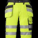 SNICKERS Workwear Windstopper® зимняя шапка со светоотражающей полосой