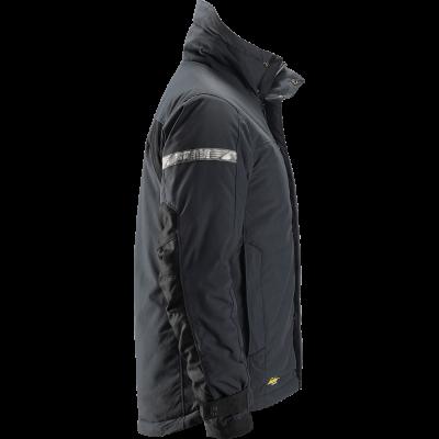 SNICKERS Workwear Hi-Vis длинная зимняя толстая куртка
