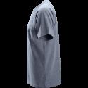 SNICKERS Workwear AllroundWork pikkade varrukatega Hi-Vis T-särk, klass 2