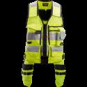 SNICKERS Workwear AllroundWork рабочие брюки из ткани стрейч с навесными карманами
