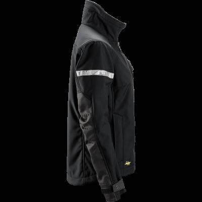 SNICKERS Workwear FlexiWork merino vilnos apatiniai marškiniai su aukšta apykakle
