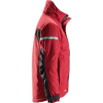 SNICKERS Workwear FlexiWork водонепроницаемая рабочая тонкая куртка из ткани стрейч