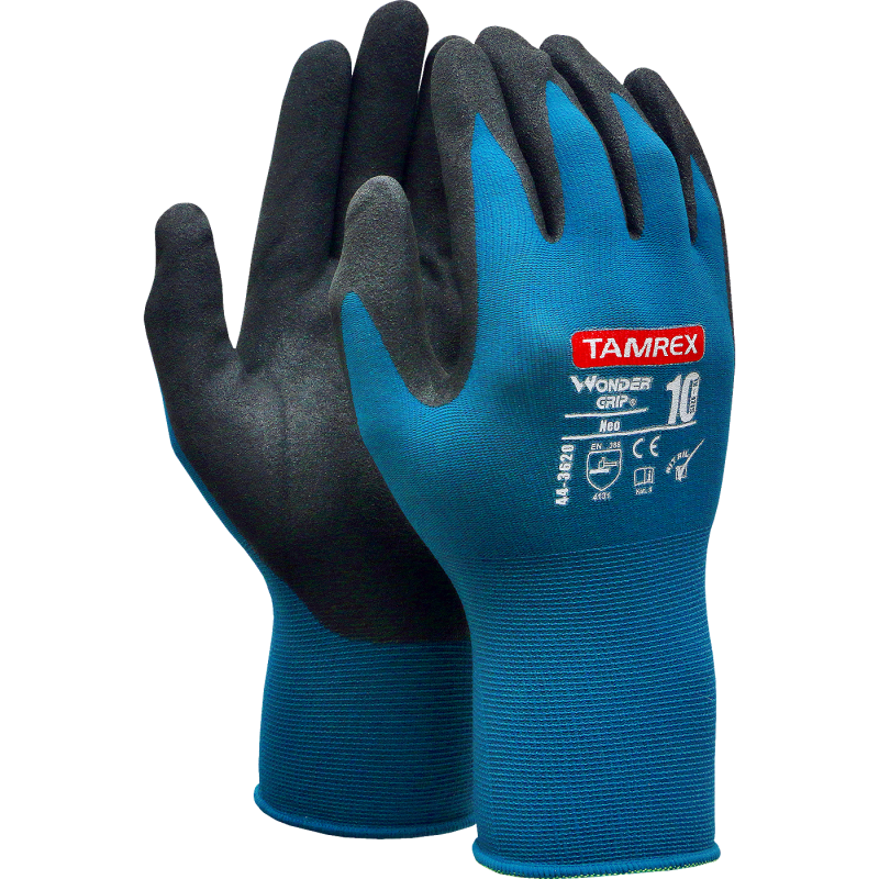 SNICKERS Workwear Hi-Vis FlexiWork darbinės kelnės su kabančiomis kišenėmis, klasė 2