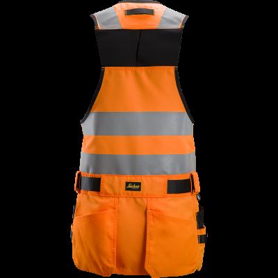 SNICKERS Workwear AllroundWork darbinės kelnės iš tampraus audinio, su kabančiomis kišenėmis