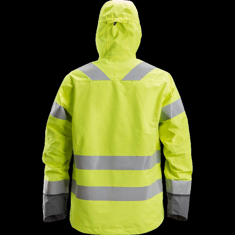 SNICKERS Workwear FlexiWork Softshell tamprios kelnės su kabančiomis kišenėmis