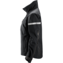 SNICKERS Workwear FlexiWork merīnvilnas apakškrekls ar augstu apkakli