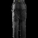 SNICKERS Workwear AllroundWork Hi-Vis флисовая кофта, класс 2