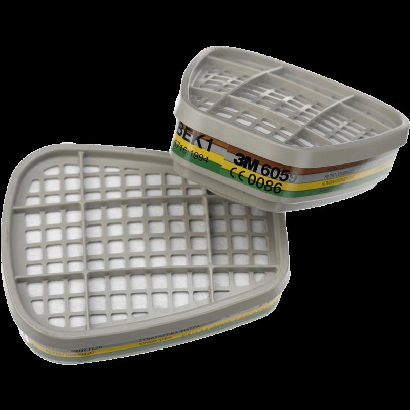 3M 9322 AURA FFP2 respirators ar izelpas vārstu (10x)