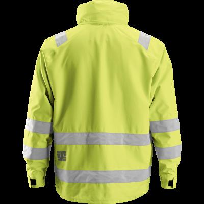 SNICKERS Workwear vilnas džemperis ar pusgaro rāvējslēdzēju