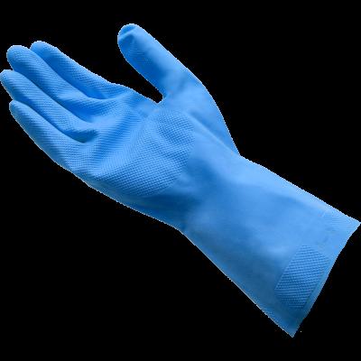 SHIELD синие одноразовые нитриловые перчатки без пудры