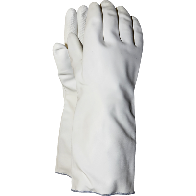 MAPA TEMP-SEA 770 синие зимние рабочие перчатки из ПВХ