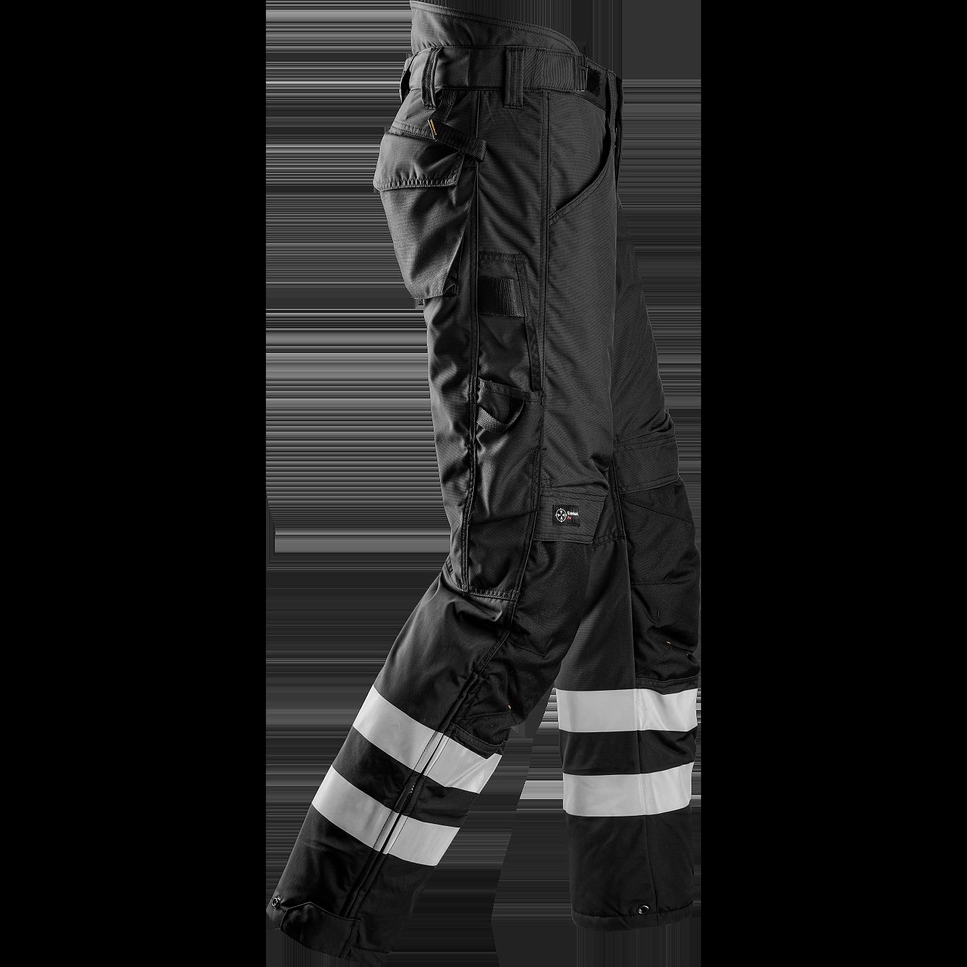 SNICKERS Workwear FlexiWork рабочие брюки с навесными карманами