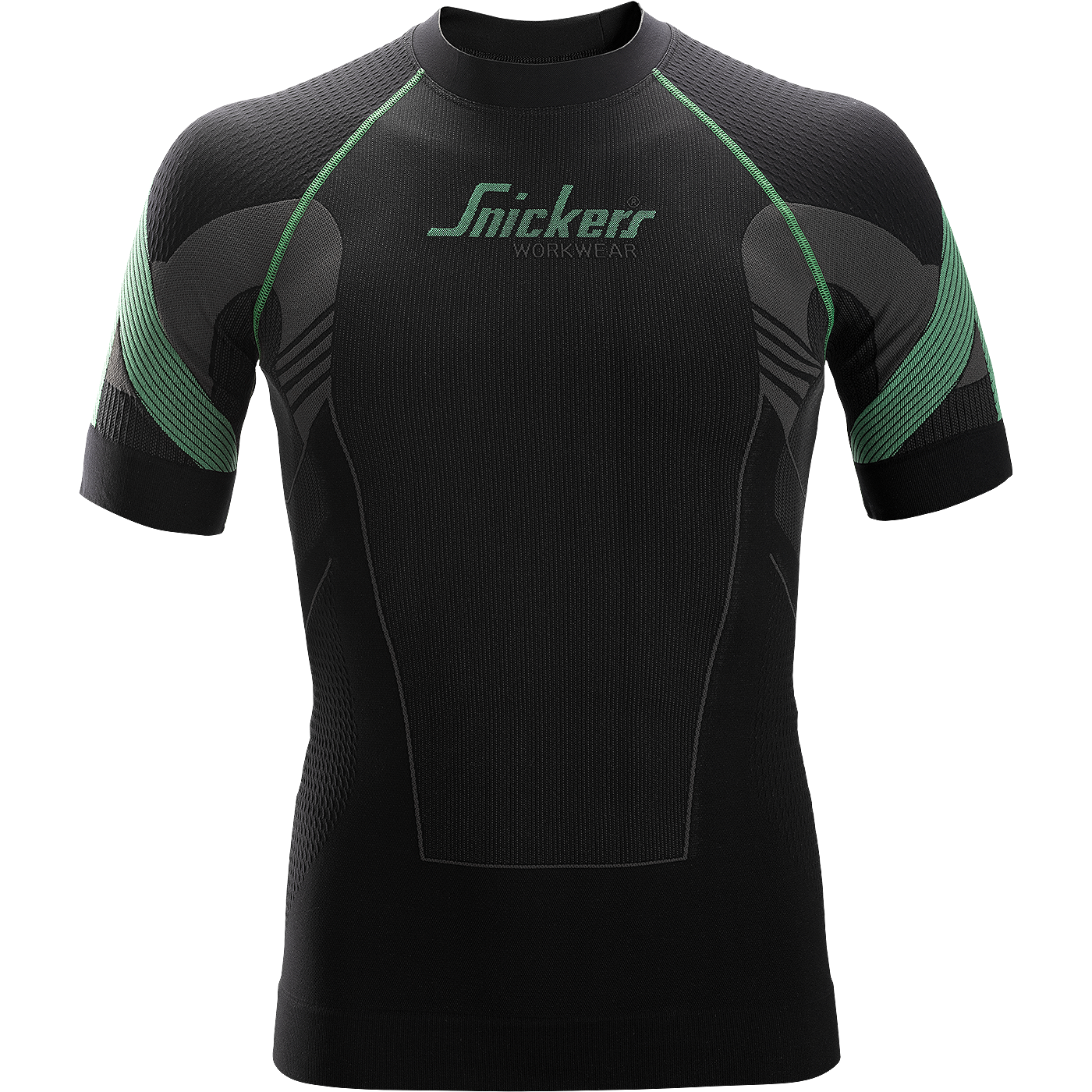 SNICKERS Workwear AllroundWork Hi-Vis lietusjaka, klase 3