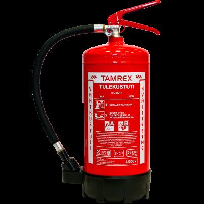 TAMREX dūmu sensora vads, 4m